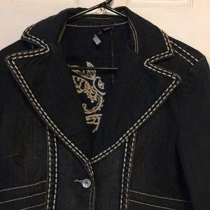 Zenim Denim Jacket Size M💕